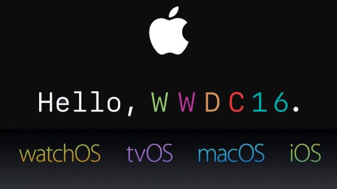 Nowości na konferencji WWDC 2016 (Apple)