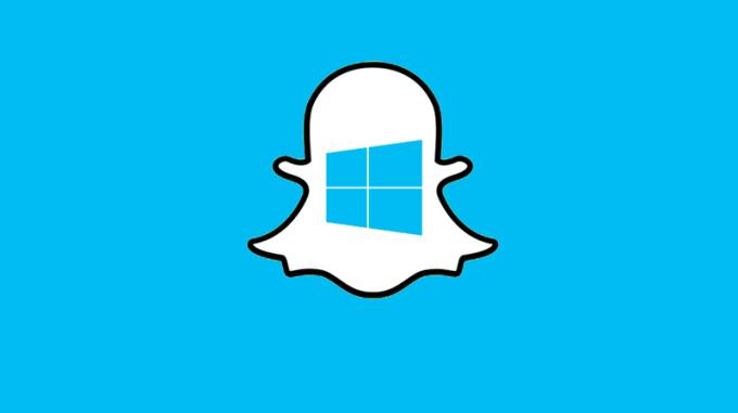 Snapchat na Windows Phone'a