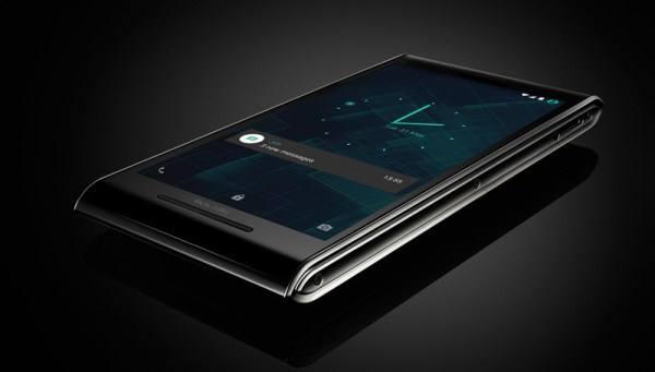 Solarin – najdroższy smartfon z Androidem?