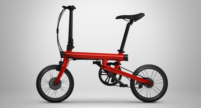 Xiaomi QiCYCLE Electric Bike