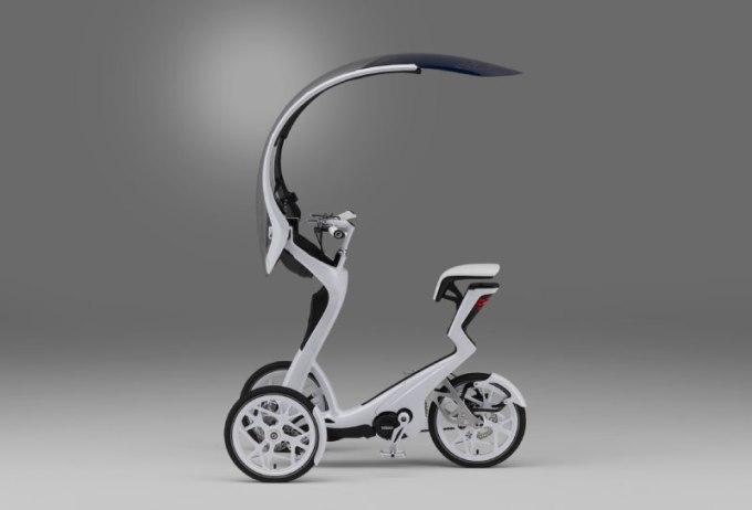 Yamaha 05Gen (rower elektryczny)