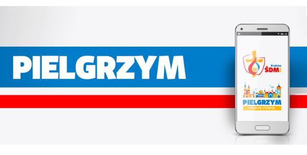 Aplikacja mobilna Pielgrzym na ŚDM 2016