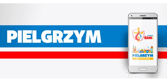 Oficjalna aplikacja mobilna na Światowe Dni Młodzieży 2016 w Krakowie- Pielgrzym