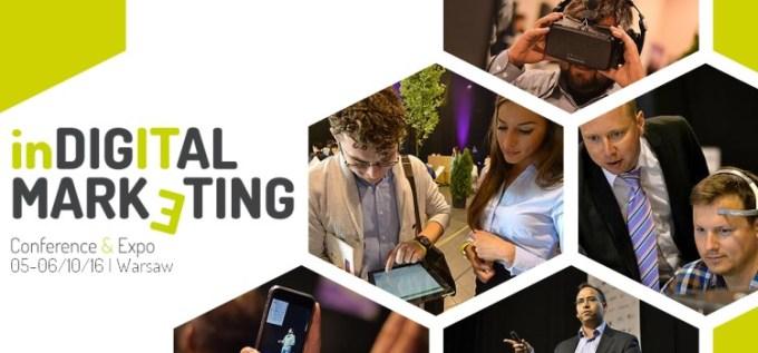 Indigital Marketing 2016 (program konferencji)