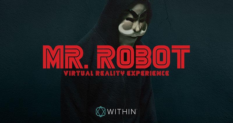 Mr. Robot w VR