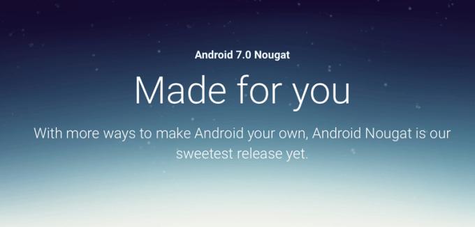 Android 7.0 Nougat (Google)