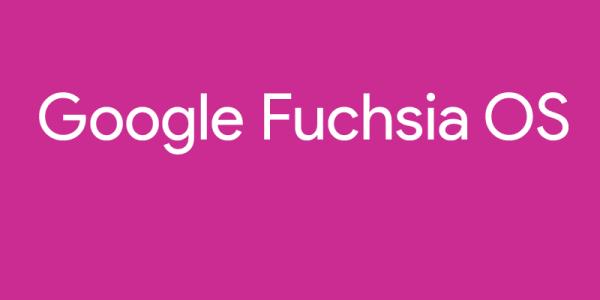 Google pracuje nad nowym systemem Fuchsia