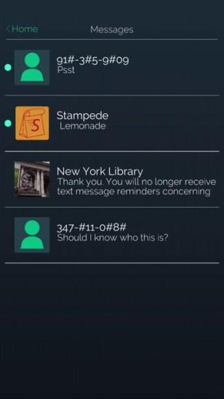 Screen z gry mobilnej Mr. Robot