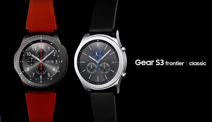 Samsung Gear S3 frontier | classic