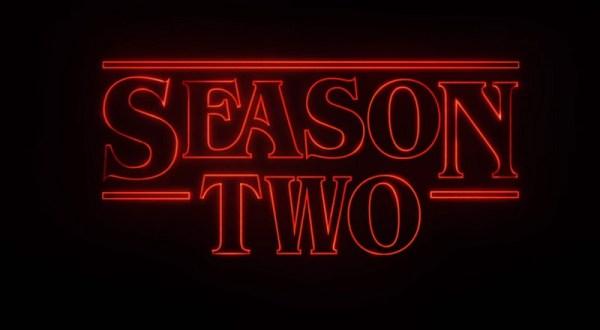 "Zapowiedź 2. sezonu serialu ""Stranger Things"""