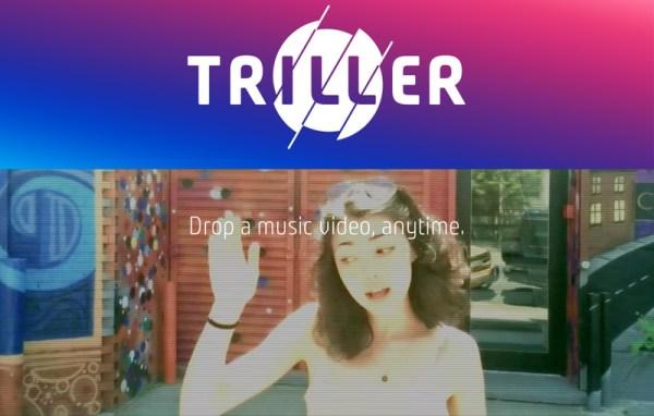 Aplikacja Triller do tworzenia teledysków