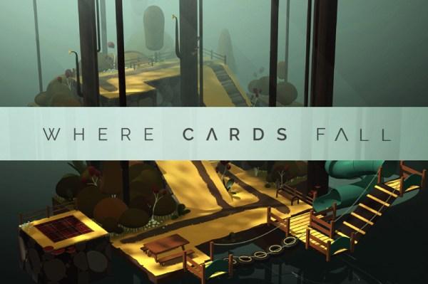 Zapowiedź gry mobilnej Where Cards Fall