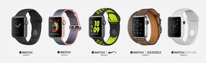Apple Watch Series 1 i 2 (Nike+)