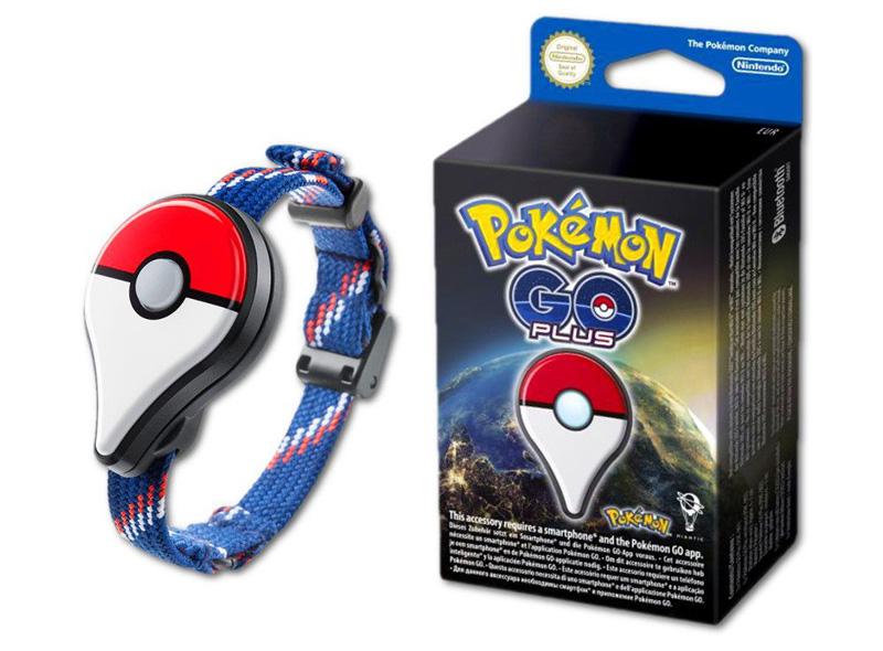 Bransoletka Pokemon GO Plus