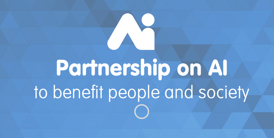 Partnership on AI - to benefit people and society