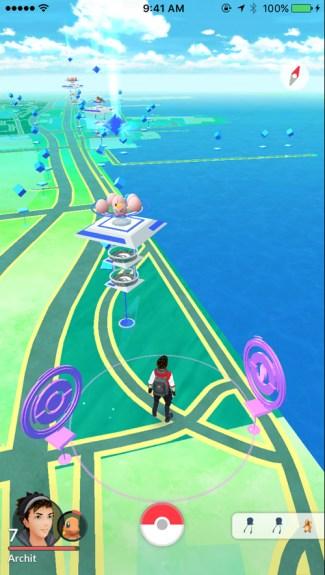 Pokemon Buddy - screen