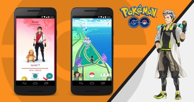 Pokemon GO Buddy (update -09.2016)