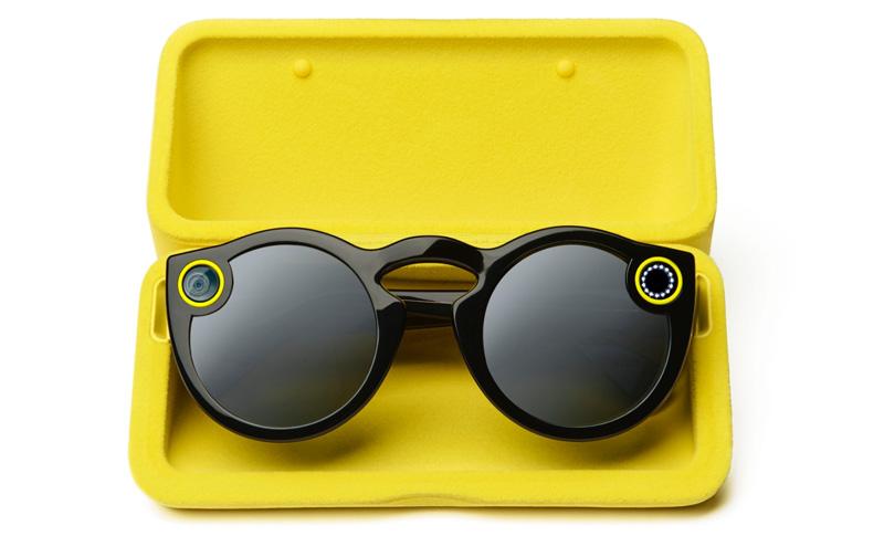 Okulary Spectacles w futerale