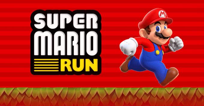 Super Mario Run na iOS i Android