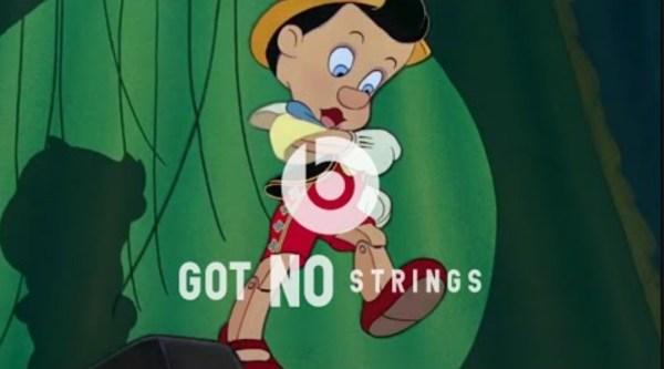 Osobliwa reklama słuchawek Beats z Pinokiem