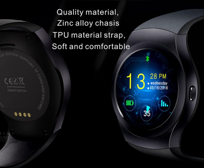 Smartwatch CACGO KS2