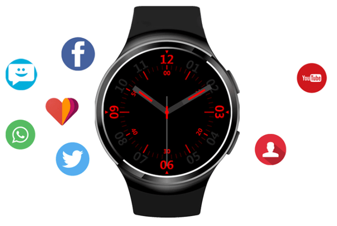 Finow X3 Plus - smartwatch