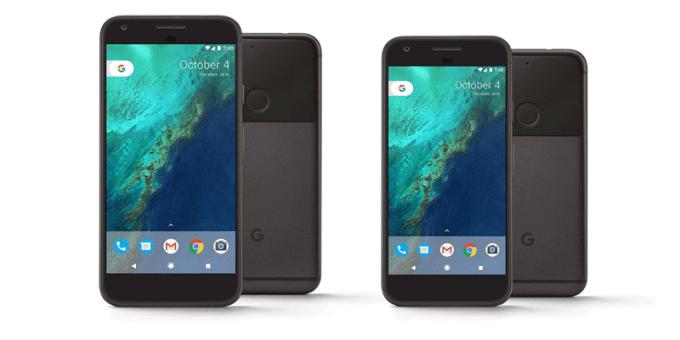 Google Pixel (czarny)