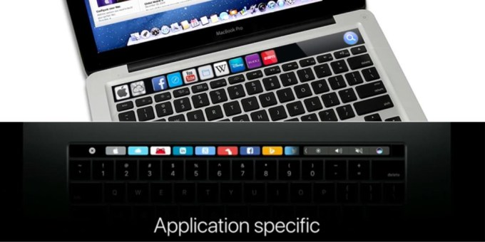 iKeys vs. Touch Bar (skróty Safari)