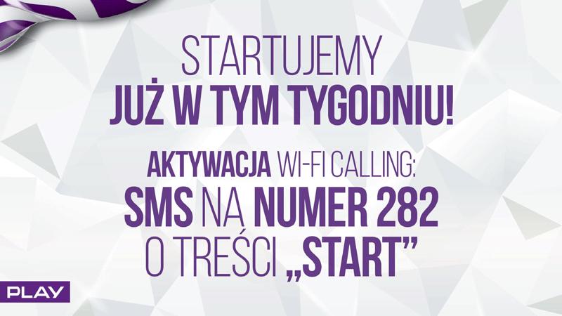Jak aktywować Wi-Fi Calling w sieci Play?