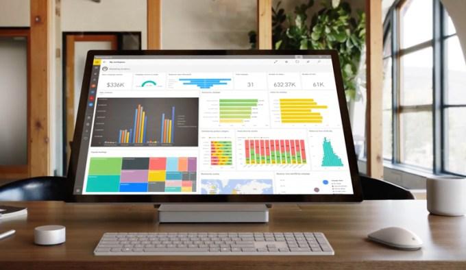 Microsoft Surface Studio PC
