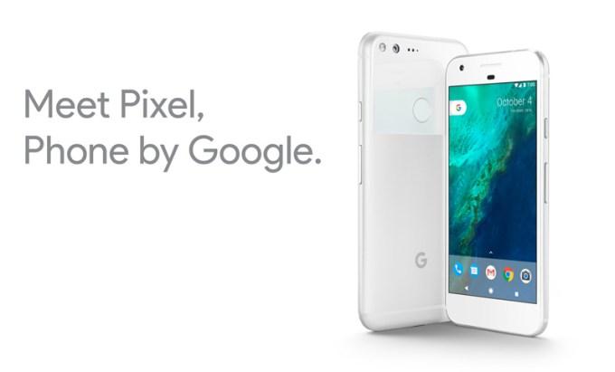 Pixel i Pixel XL - pierwszy telefon Google'a