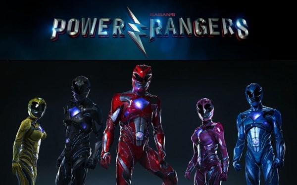 Zwiastun filmu Power Rangers