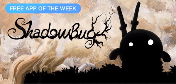 """""""Shadow Bug"""" bezpłatną grą tygodnia w App Store"""