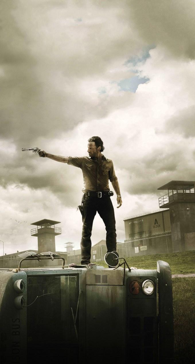 Tapeta mobilna The Walking Dead