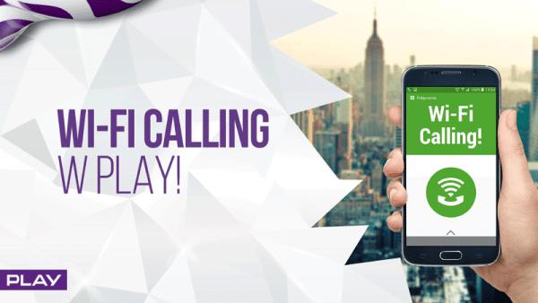 Sieć Play uruchamia Wi-Fi Calling