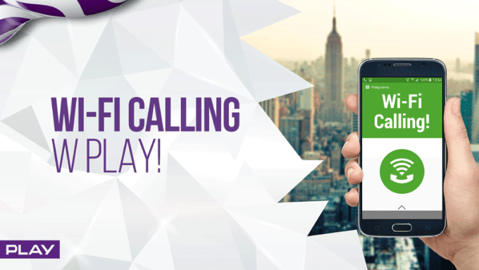 Wi-Fi Calling w sieci Play
