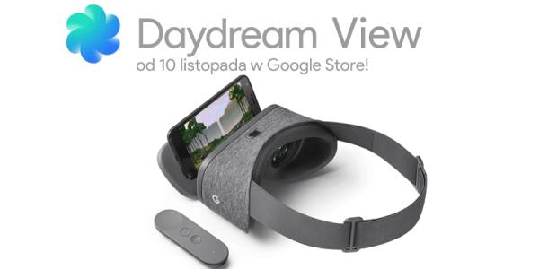 Daydream View trafi do sprzedaży 10 listopada