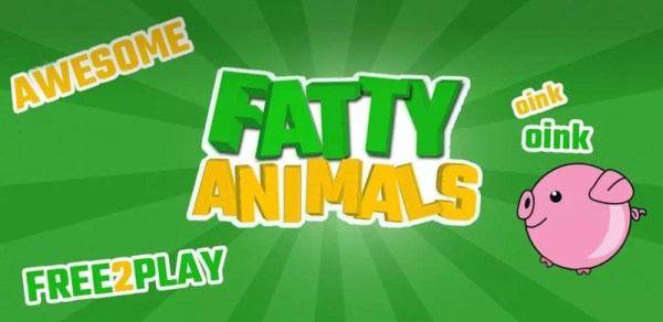 Fatty Animals, czyli przygody grubej świnki