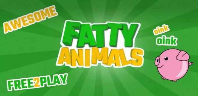 Fatty Animals - Grube zwierzęta - gra mobilna