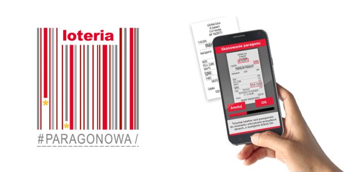 Aplikacja mobilna: Loteria paragonowa