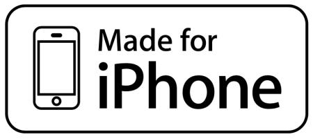 Etykieta dla akcesoriów Made for iPhone