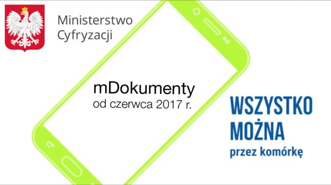 mDokumenty w czerwcu 2017 roku w Polsce