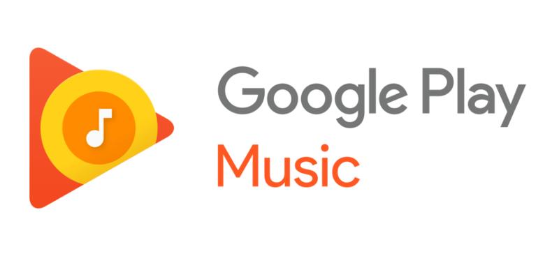 Google Play Music (Muzyka Google Play) logo