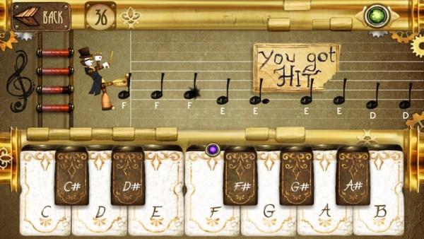 Poznaj Note Fighter – mobilne pianino od MythicOwl!