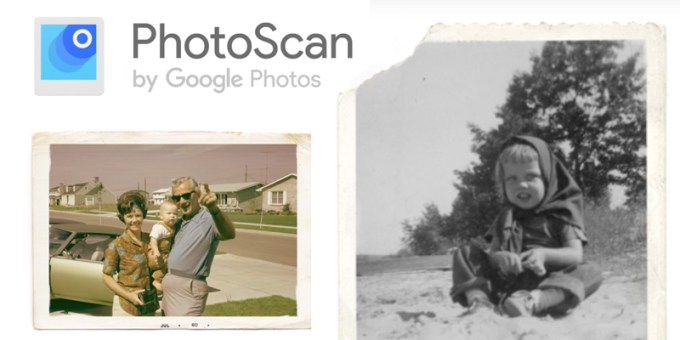 PhotoScan by Google Photos