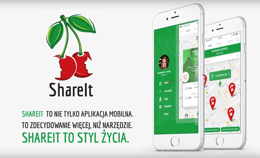ShareIt - mobilne współdzielenie po polsku