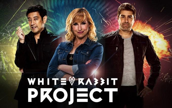 White Rabbit Project - Netflix (2016)