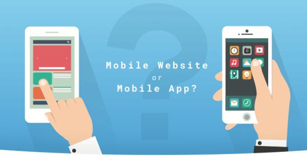Aplikacja czy strona mobilna? [infografika]