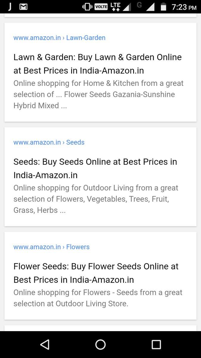 Eksperymentalny wygląd mobilnych wyników wyszukiwania Google