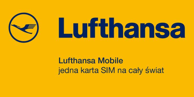 Lufthansa Mobile - jedna karta SIM na cały świat!